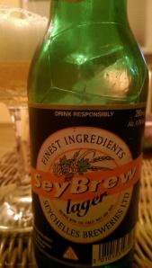Seybrew Lager