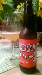 Hadouken IPA - Tiny Rebel