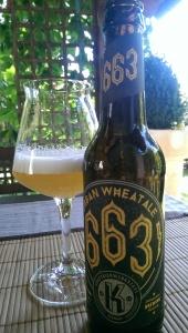 663 Wheat Ale - Kraftbierwerkstatt